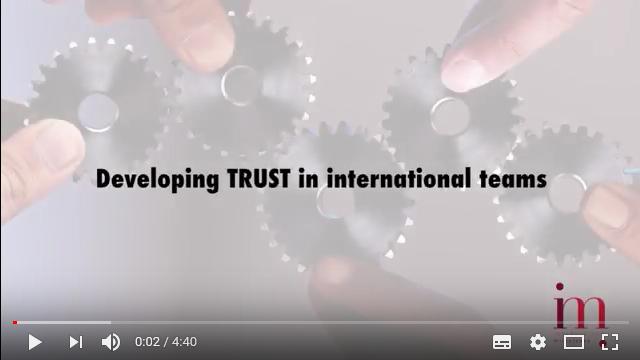 Trust, ITTI, Teamwork, Team coaching,