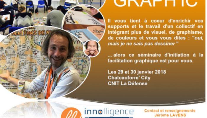 International Milestones Facilitation Graphique Innolligence